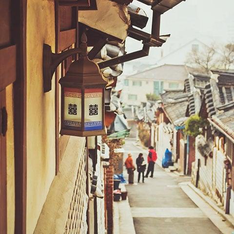 Большое путешествие по Южной Корее и Японии с Adventurity