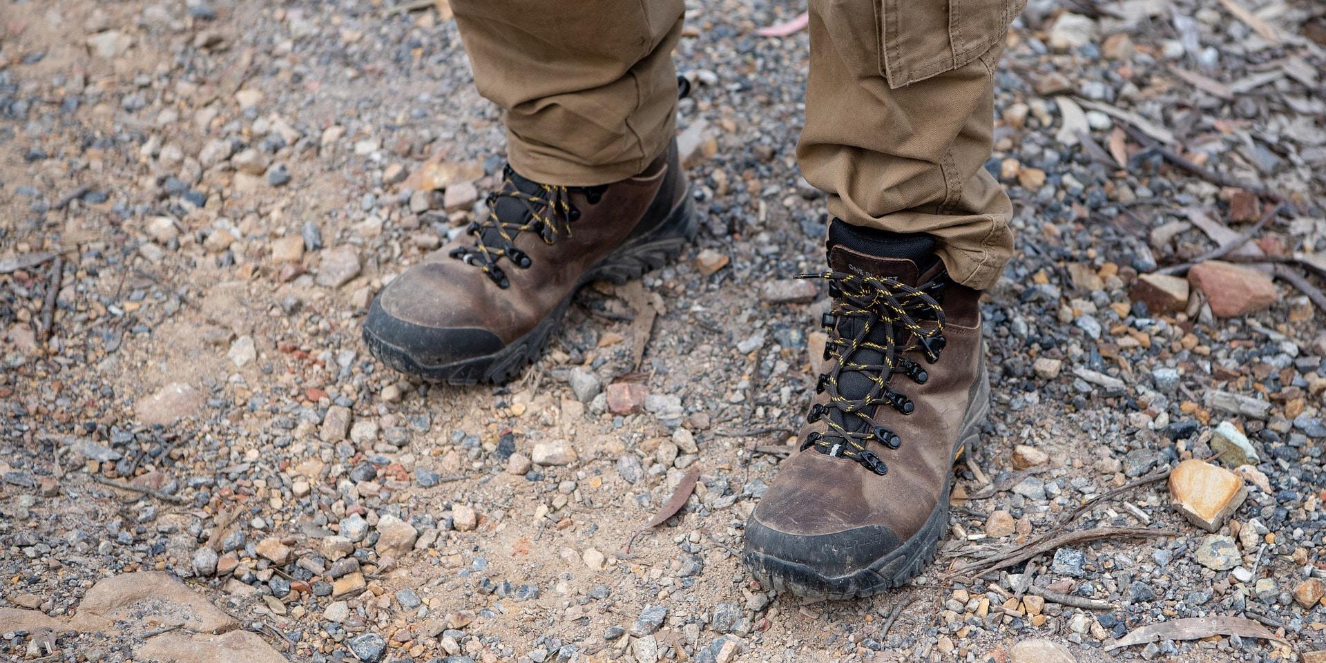 Обувь в походе — самое важное