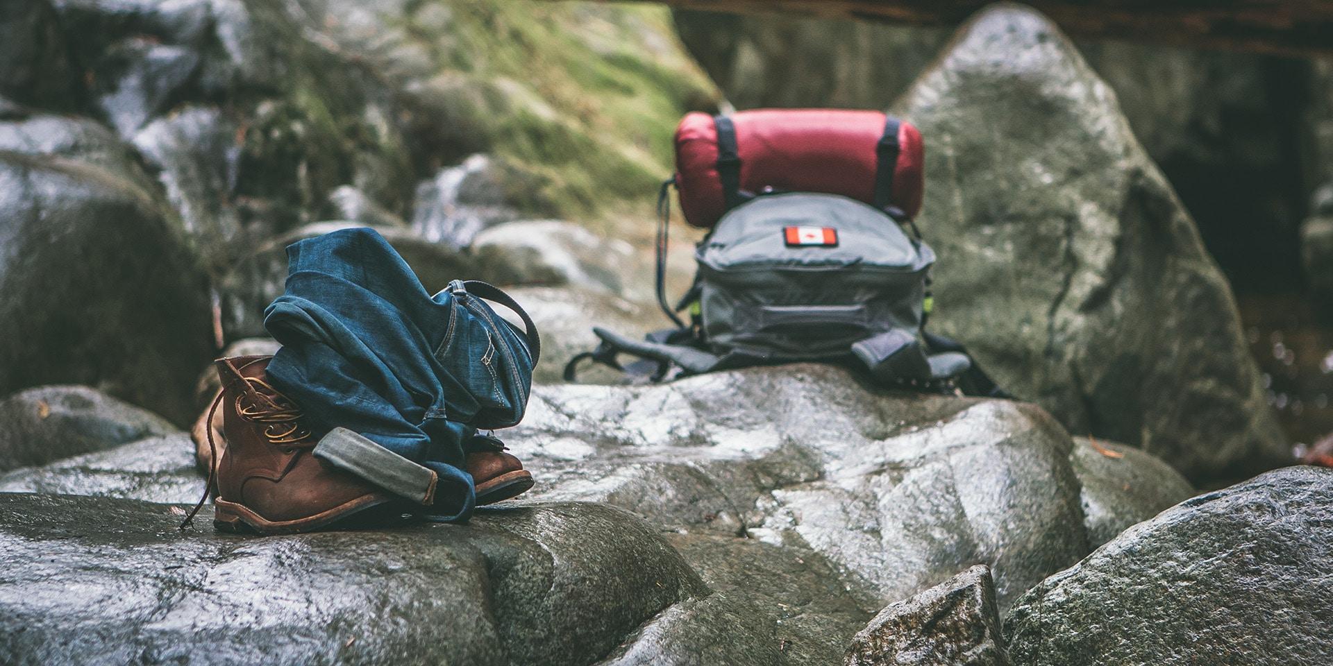 Что взять в поход: обувь, одежда и снаряжение