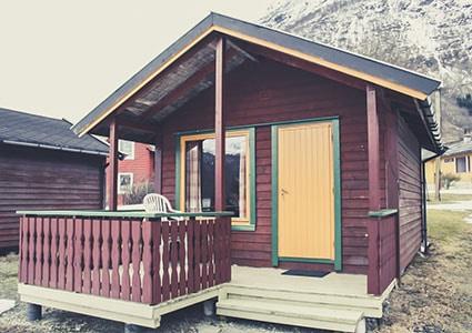 Кемпинг в Южной Норвегии