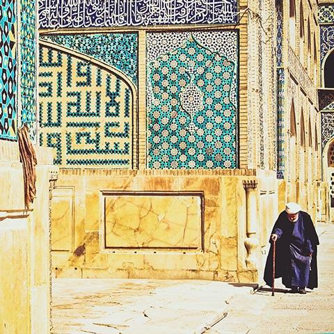 Древние города Ирана