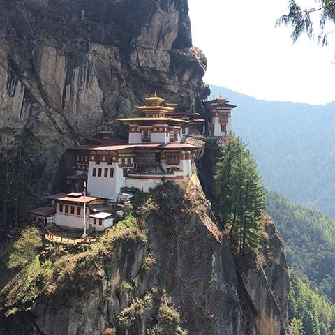Путешествие Гималайские королевства