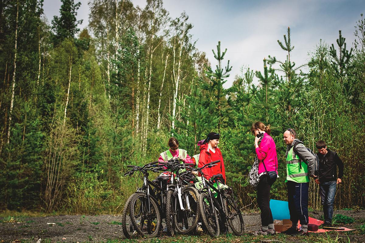 Велопоходы по Карелии подходят для самых активных путешественников