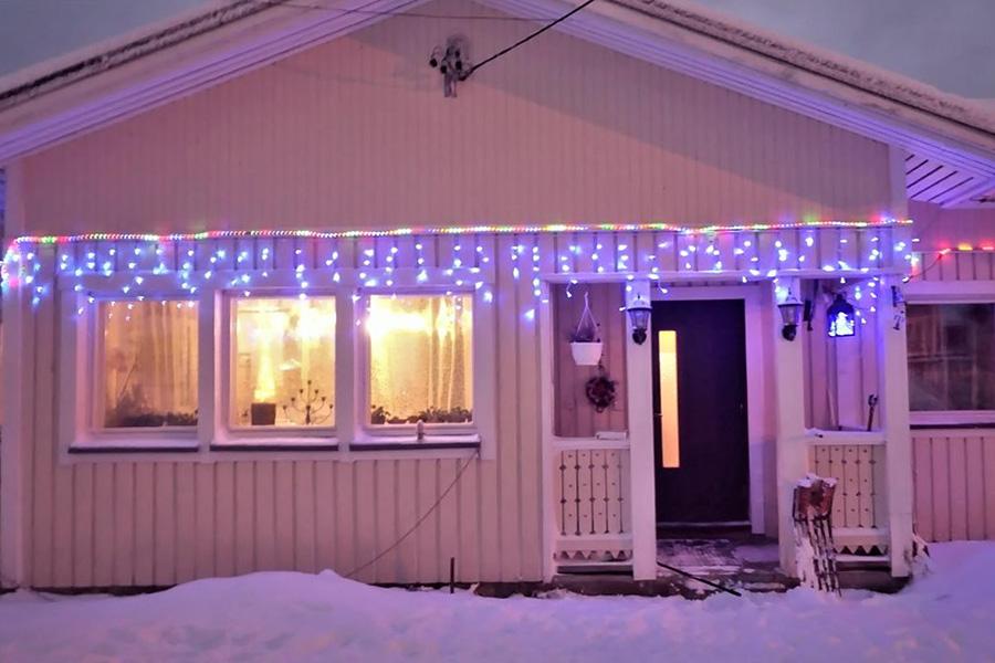 Гостевой Дом Рантатало — небольшие финские домики, находятся также в Сортавале.