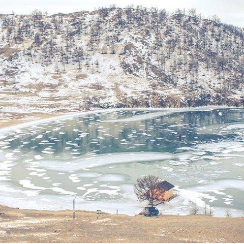 Новый год на Байкале с Adventurity