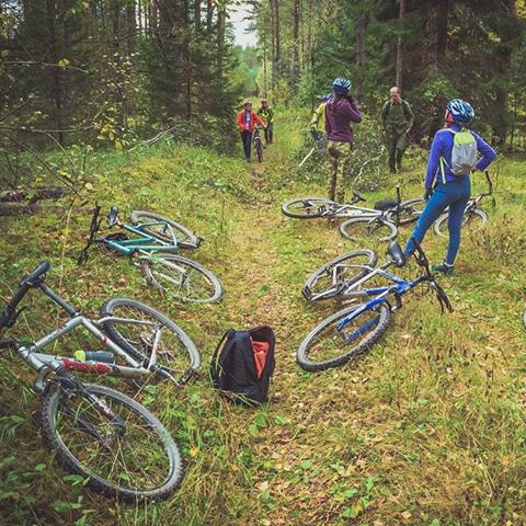 Осеннее велопутешествие во Владимирской области