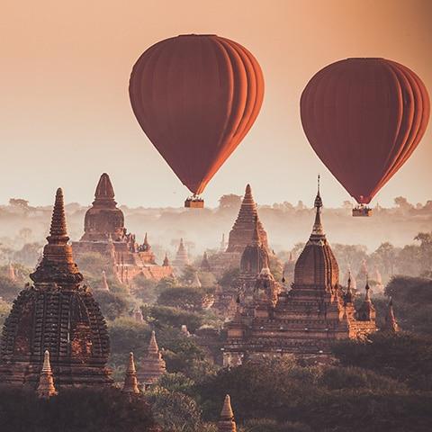 Погружение в Юго-Восточную Азию
