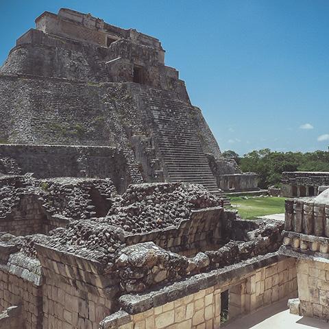 Путешествие Погружение в Мексику — Чичен Ица