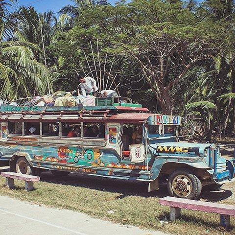 Приключения на Филиппинах с Adventurity