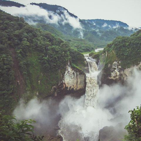 Приключения в Эквадоре, путешествия с Адвентурити