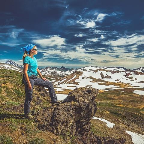 Путешествие на Камчатку с Adventurity