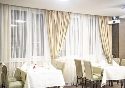Отель Тирвас, кафе