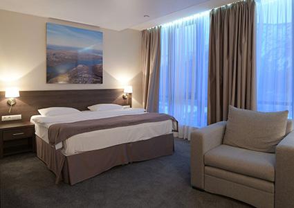 Отель Тирвас, 2-местный номер