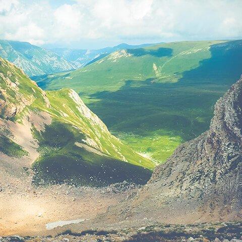 Три вершины Адыгеи – Фишт, Оштен и Пшеха-Су