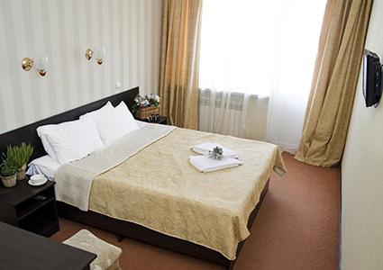 Отель Снежный барс, поляна Чегет
