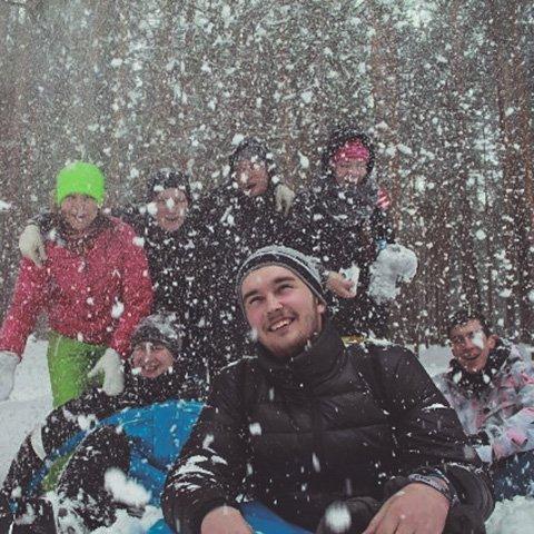 Выходные на лыжах во Владимирской области