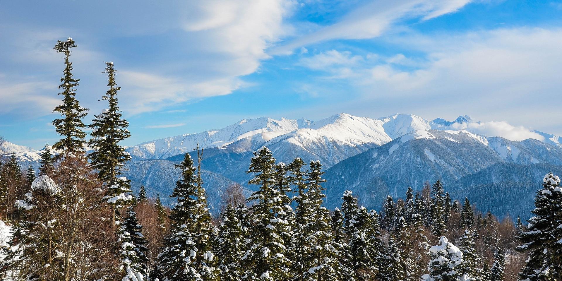 Зима в Адыгее: топ-10 мест, где рекомендуем побывать